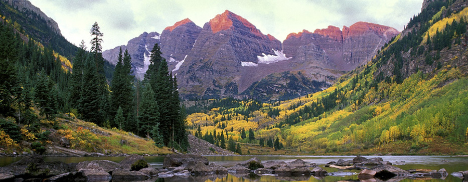 Maroon Bells Sunrise