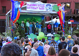Last summer Wilderness Worksop and our partners held a 50th Birthday Party for the Maroon Bells Wilderness and the Wilderness Act. Over 1,500 people showed up to celebrate